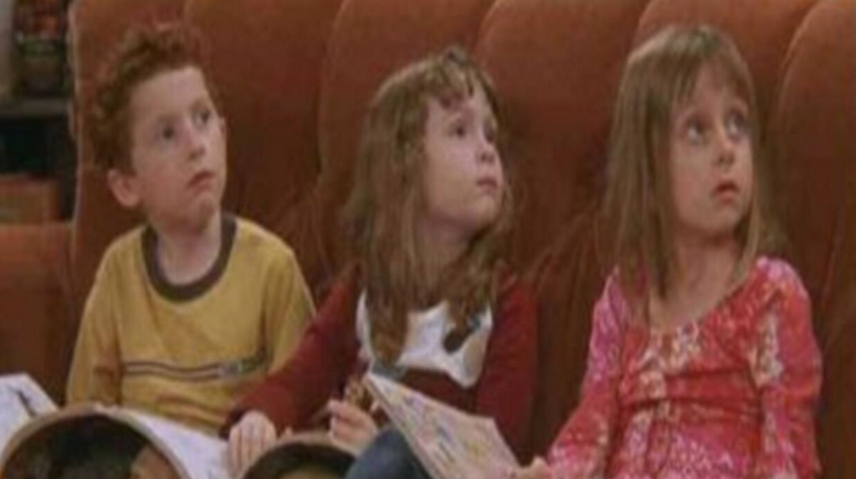 Friends: voilà à quoi ressemblent les triplés de Phoebe aujourd'hui