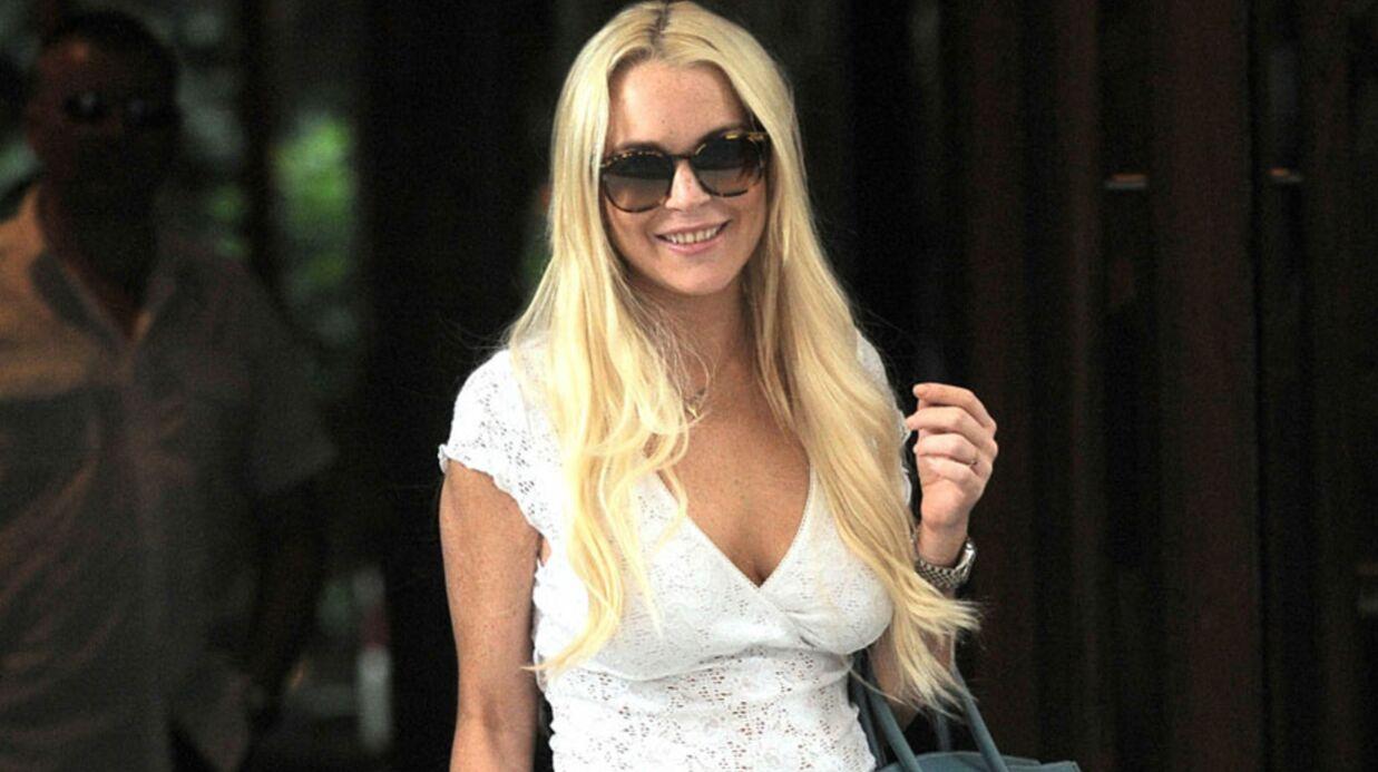 Lindsay Lohan: héroïne d'une bande dessinée