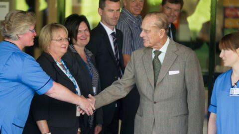 Le prince Philip a quitté l'hôpital ce matin