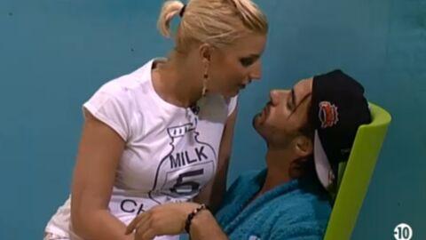 VIDEO Secret Story 6: Thomas ne veut plus embrasser Nadège