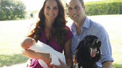 Tous les petits secrets de la première séance photo de baby George dévoilés
