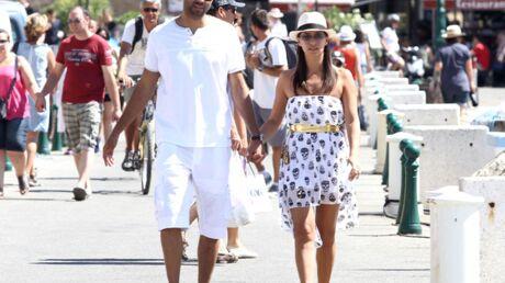 PHOTOS Tony Parker profite de Saint-Tropez avec sa fiancée