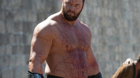 Game of Thrones : Hafþór Björnsson (La Montagne) sacré homme le plus fort d'Europe