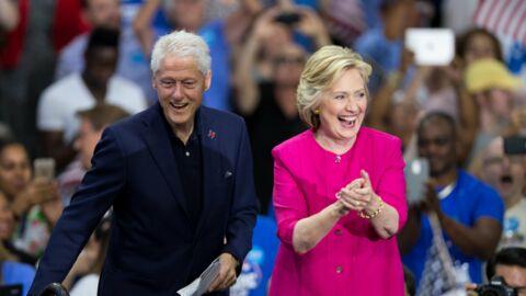PHOTO Voilà à quoi ressemblaient Bill et Hillary Clinton lorsqu'ils étaient jeunes