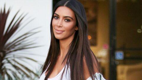 PHOTO Kim Kardashian poste un selfie sexy de sa nouvelle silhouette