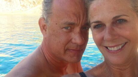 PHOTO Tom Hanks et Rita Wilson: 28 ans d'amour résumés en un selfie