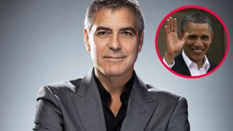 George Clooney veut réunir 6 millions de dollars pour Barack Obama