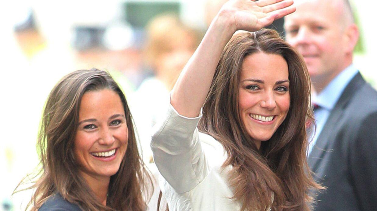 Kate et Pippa Middleton sœurs les plus influentes du monde