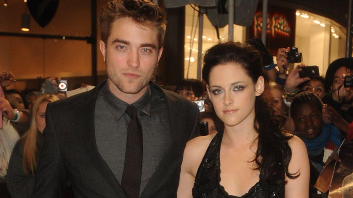 Robert Pattinson et Kristen Stewart ensemble au Festival de Cannes