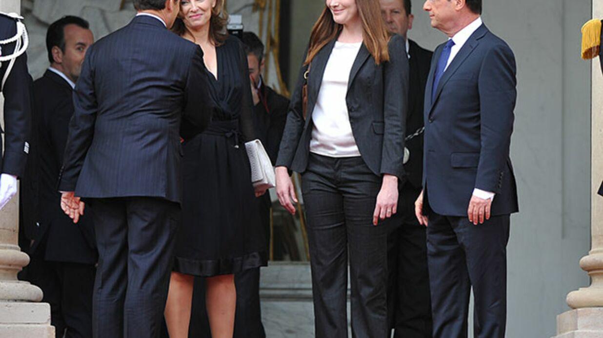 Nicolas Sarkozy aurait dragué Valérie Trierweiler