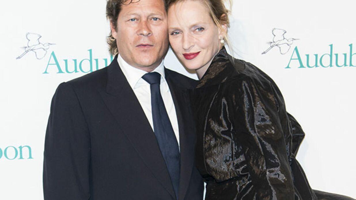 Uma Thurman s'est séparée de son fiancé