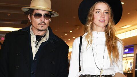 Trop proche d'une de ses amies, Amber Heard rend Johnny Depp jaloux