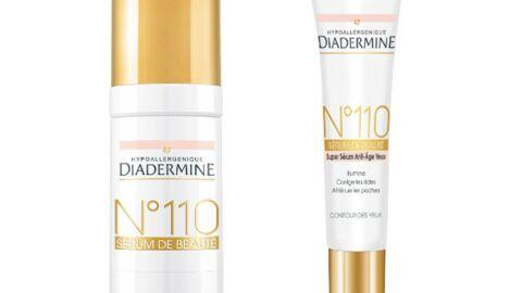 Diadermine offre deux sérums à sa gamme N°110
