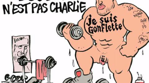 La réponse en dessin de Luz à Booba après ses propos sur Charlie