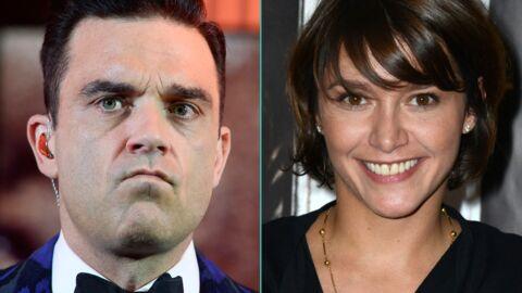 Emma de Caunes a refusé les avances de Robbie Williams