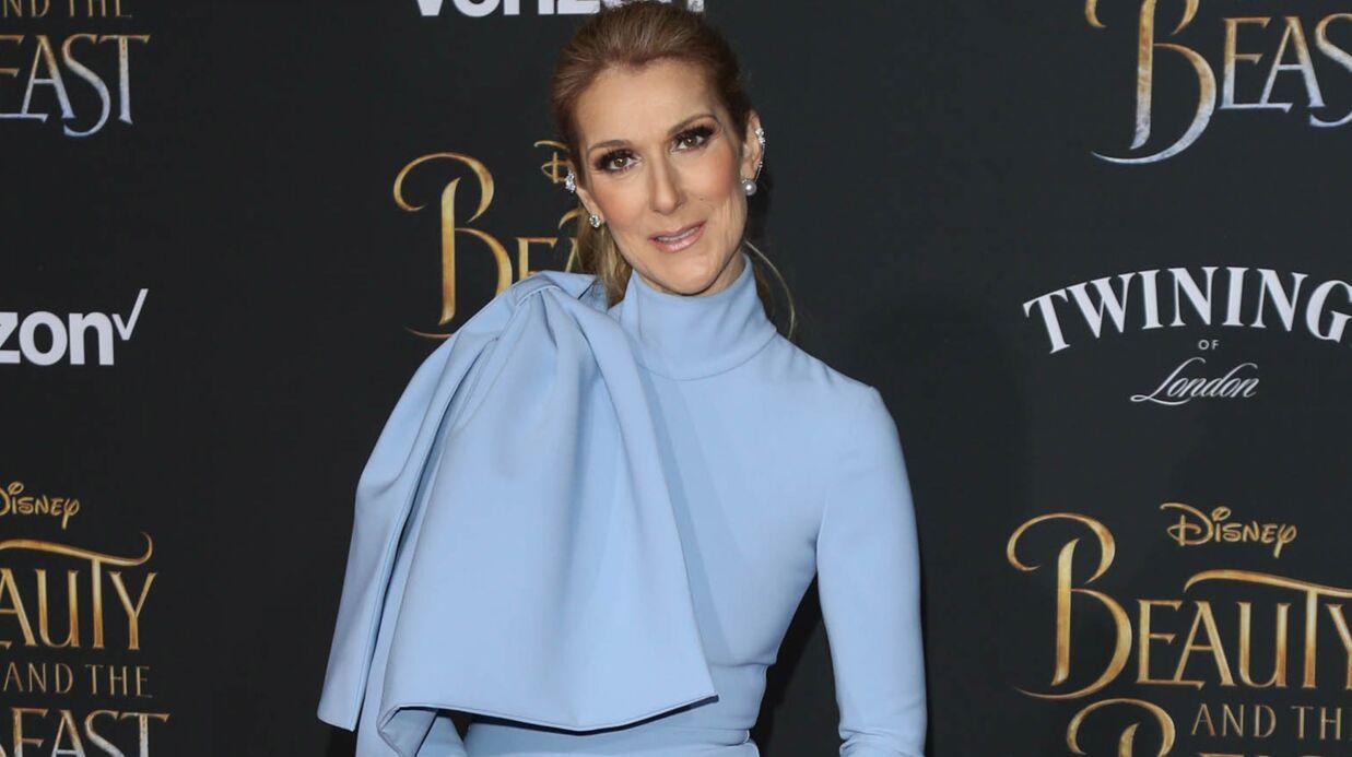 Céline Dion a demandé conseil à un portrait de René Angélil avant d'accepter La Belle et la bête