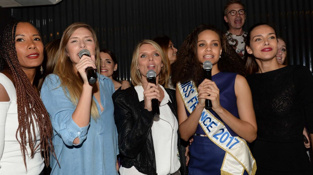 PHOTOS Alicia Aylies : l'an­ni­ver­saire surprise de Miss France pour ses 19 ans