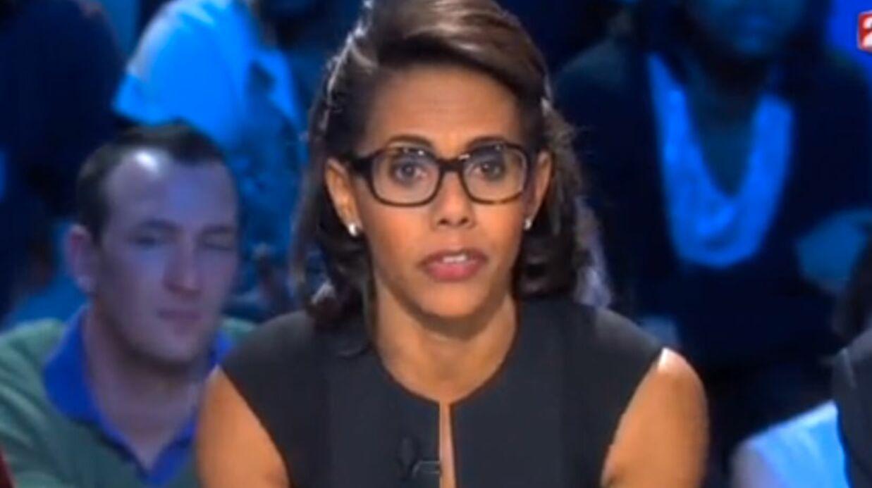 Audrey Pulvar ne sait pas si elle va voter François Hollande