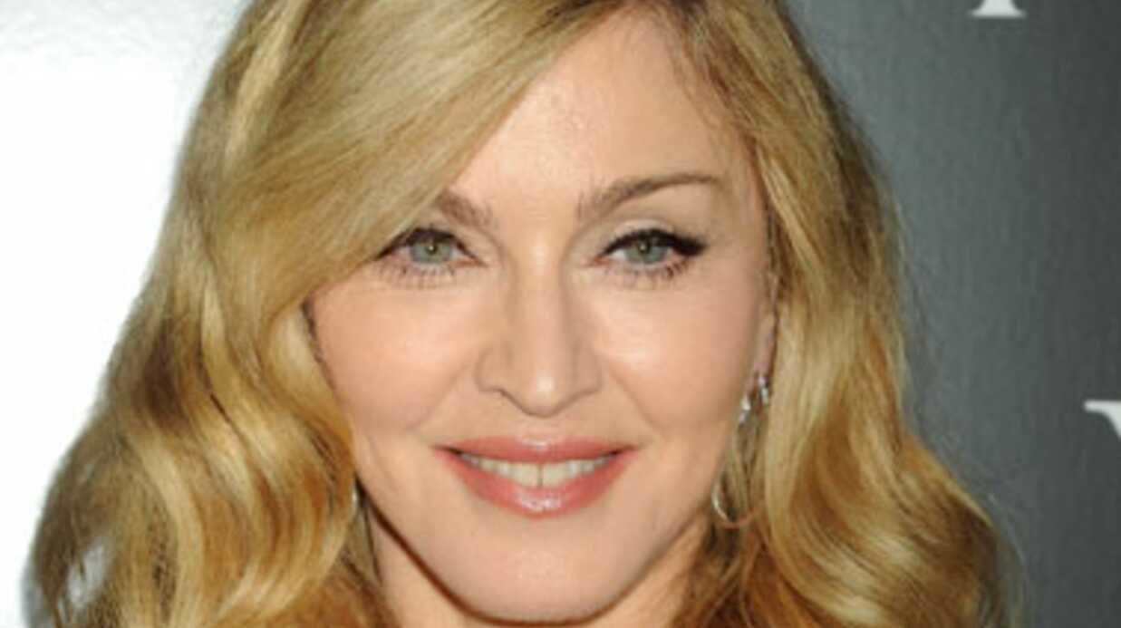 Madonna apporte son propre vin et ses verres au restaurant