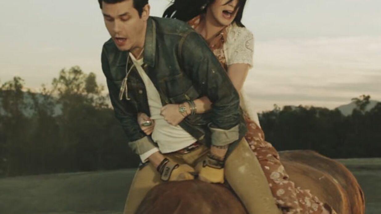 VIDEO Katy Perry et John Mayer se moquent de Kim Kardashian et Kanye West
