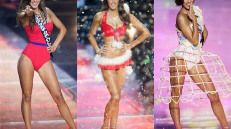 DIAPO Miss France 2016: Les moments sexy de l'élection d'Iris Mittenaere