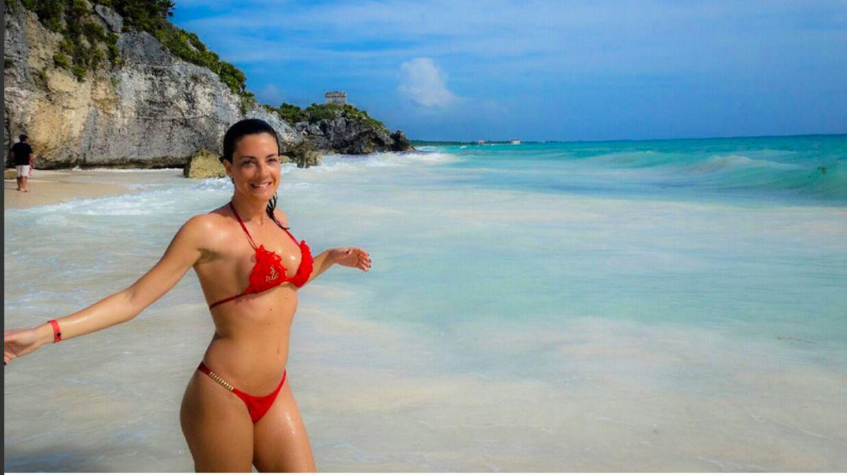 PHOTOS Eve Angeli sexy topless, ses vacances de rêve au Mexique