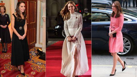 Kate Middleton: le budget de sa garde-robe a quadruplé en 2016