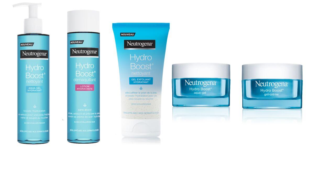 Visage: hydratez votre peau avec la nouvelle gamme de soins Hydro Boost de Neutrogena