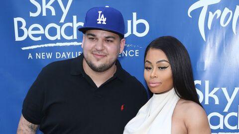 Rob Kardashian et Blac Chyna de nouveau ensemble? C'est bien parti
