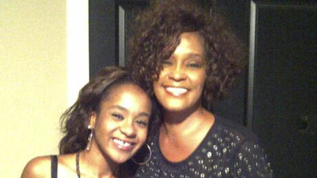DIAPO L'album photo intime de Whitney Houston et de sa fille