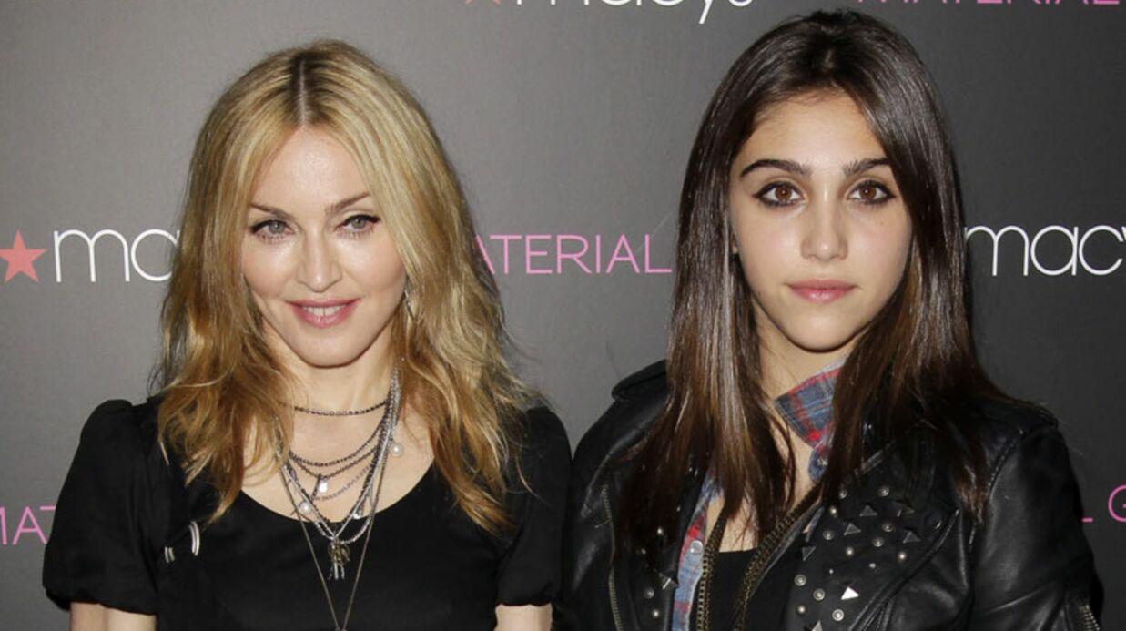 Madonna embauche sa fille comme danseuse sur sa tournée