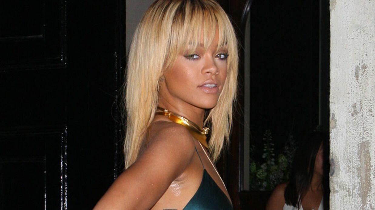 PHOTOS Rihanna et Kate Moss reines de la fashion week à Londres