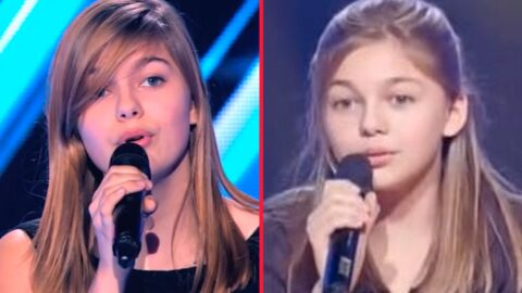 VIDEO Avant The Voice, Louane chantait déjà sur… Direct 8