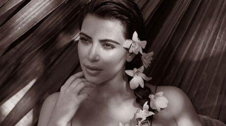 DIAPO Kim Kardashian: son premier shooting depuis la grossesse
