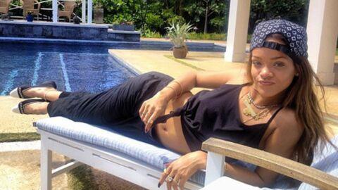 PHOTOS Rihanna fête ses 25 ans au soleil loin de Chris Brown