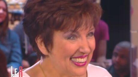 VIDEO Roselyne Bachelot rappe avec La Fouine