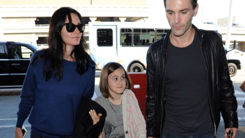 PHOTOS Courteney Cox : son escapade à Venise avec son nouveau mec et sa fille