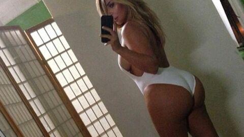Furieuse, Kim Kardashian répond à ceux qui l'accusent d'avoir des implants fessiers