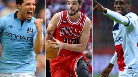 DIAPO Les 10 sportifs français qui ont gagné le plus d'argent en 2014