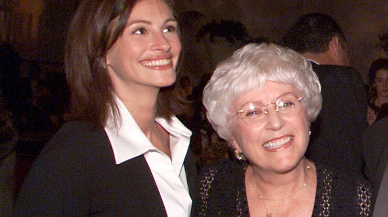 Julia Roberts: sa mère emportée par un cancer