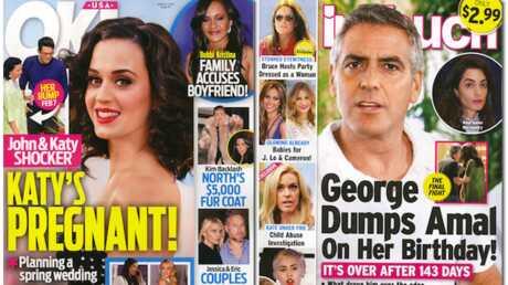 En direct des US: Katy Perry est enceinte, et Jay-Z père malgré lui