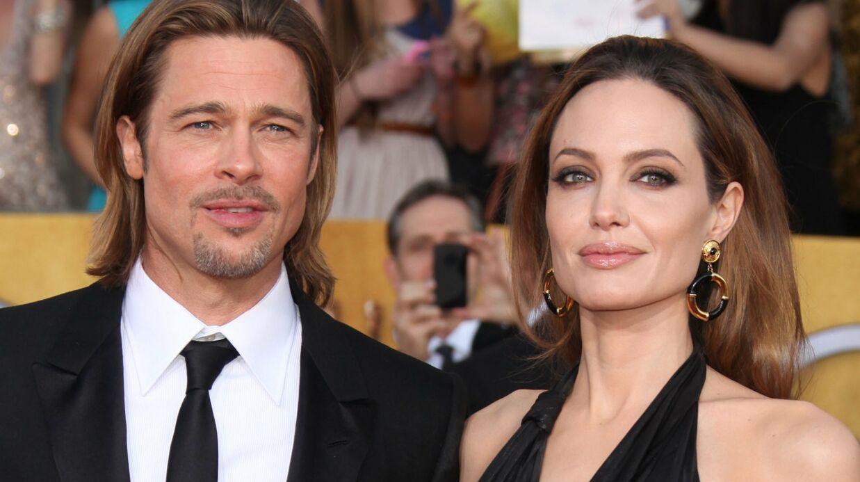Angelina Jolie se confie pour la première fois sur sa rupture «difficile» avec Brad Pitt