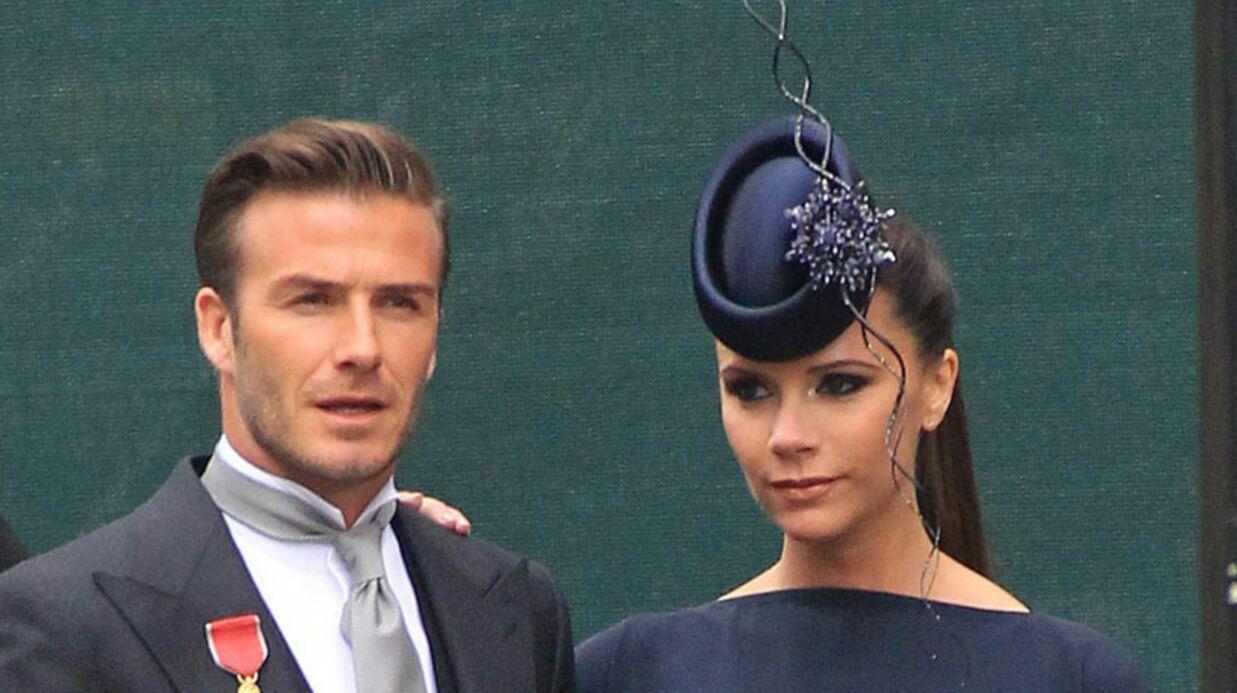David Beckham révèle les petits soucis de Posh au mariage de Kate et William