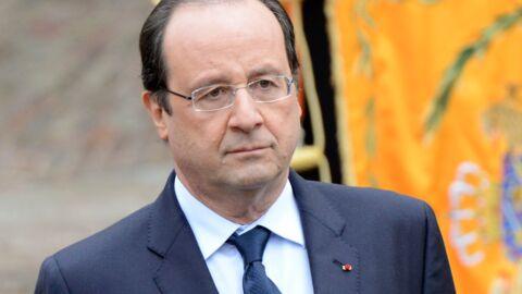 François Hollande donne des nouvelles de Valérie Trierweiler