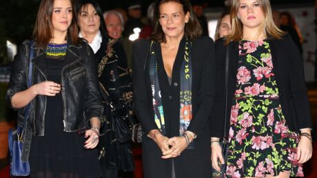 PHOTOS Stéphanie de Monaco au cirque avec ses deux filles, Pauline Ducruet et Camille Gottlieb