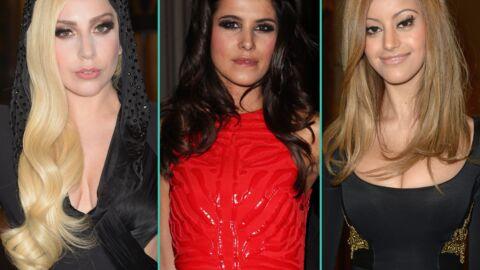 PHOTOS Lady Gaga, Karine Ferri et Zahia hyper sexy au défilé Atelier Versace