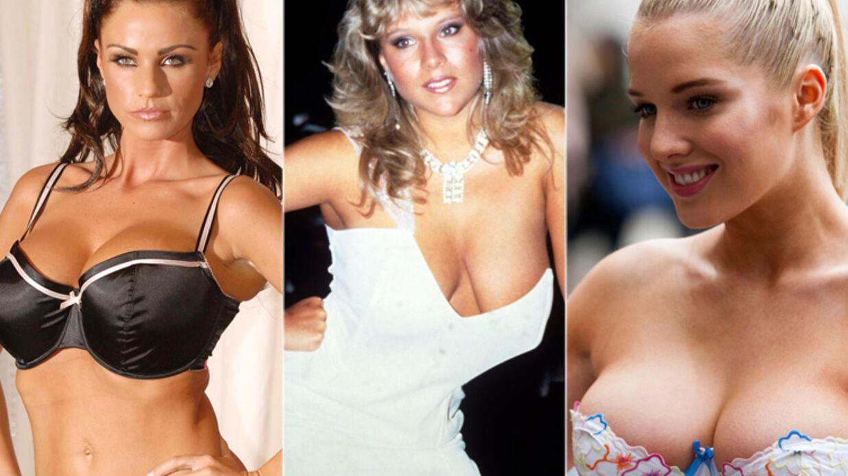 DIAPO Ces célébrités anglaises qui ont débuté en posant topless dans le Sun