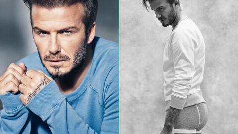 PHOTOS David Beckham plus sexy que jamais en égérie H&M