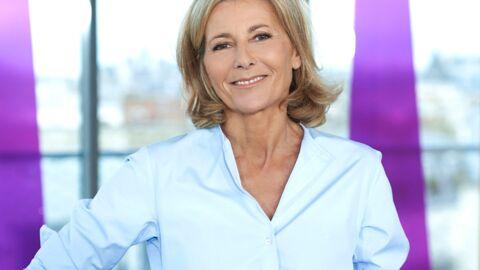 Claire Chazal: passé l'effet de curiosité, l'audience de son émission sur France 5 s'effondre