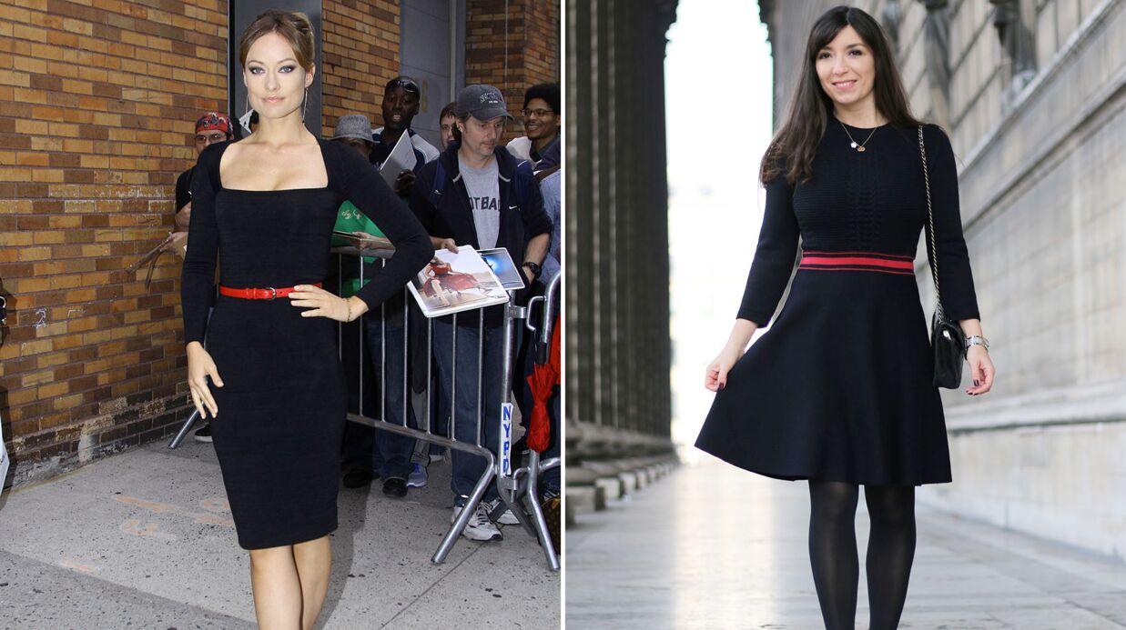 Les conseils de Marieluvpink pour twister sa petite robe noire comme Olivia Wilde